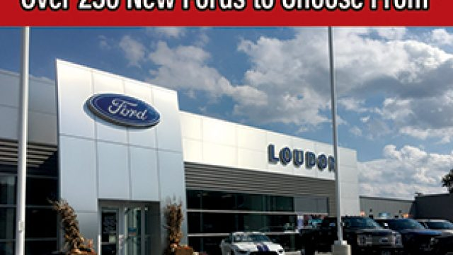 Loudon Motors Ford, LLC